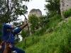Lov pána d´Peren na hrade nad Vinným